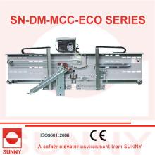 Mitsubishi Typ Tür Maschine 2 Panels Centeröffnung Pm Motor (SN-DM-MCC-ECO)