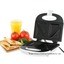 2 Scheiben Cool Touch Toaster, Sandwich Grill, nussig Sandwichmaker