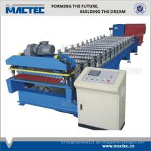 Der gewölbte Karton der hohen Qualität schneller Selbst, der Maschine bildet