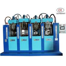 Máquina de injeção de quatro estações Sole