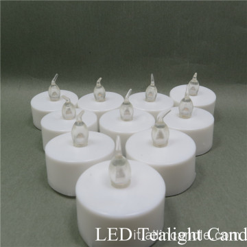 Candele LED Tea Light Candele tremolanti LED