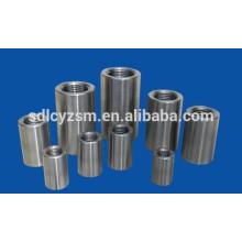 Accouplement de barres d'armature mécanique pour le raccordement de barres d'armature en acier
