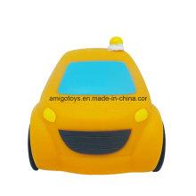 Carro plástico do brinquedo dos desenhos animados para miúdos