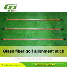 Оптовая Гольф стеклоткани практика палка/ цена ручки гольфа/гольф выравнивание палку