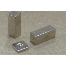 Sintered NdFeB Permanent Magnet Block