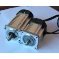 80mm bürstenloser DC-Motor mit JKBLD 750-Treiber für V-Nut-Schneidemaschine