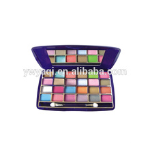 Wholesale couleur professionnel cosmétiques fard à paupières fabriqué en Chine