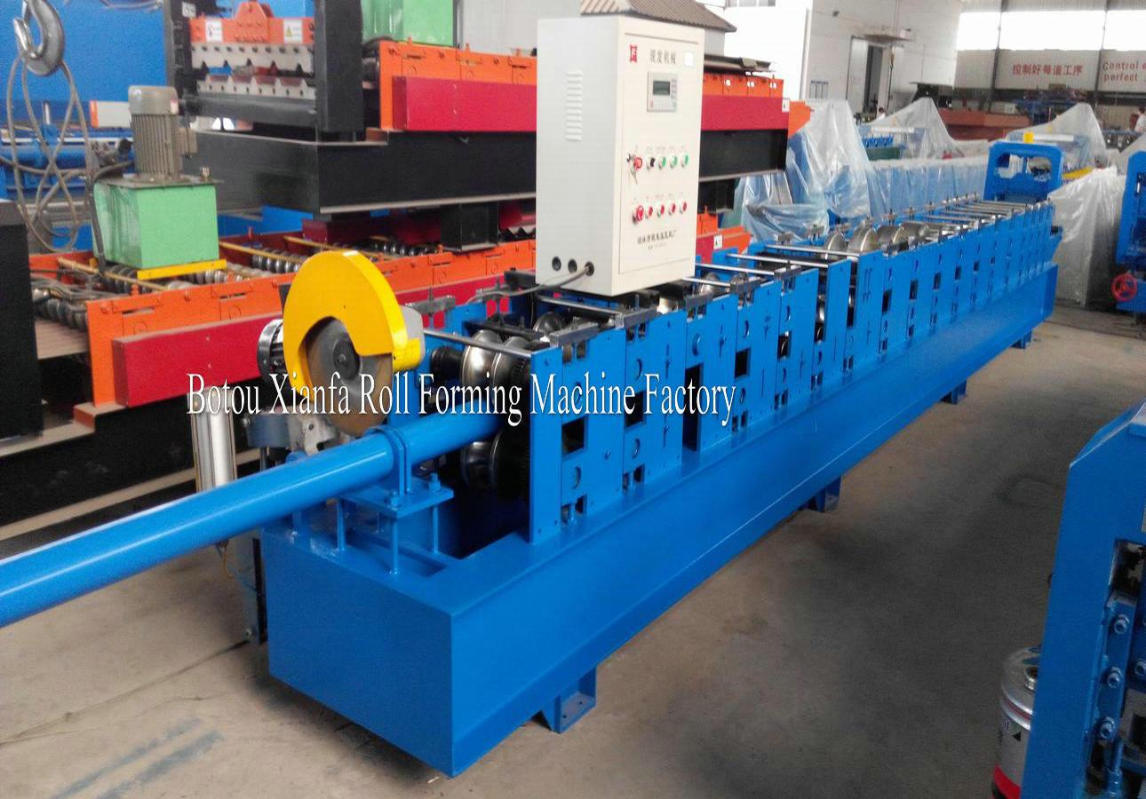 downspout making machinery
