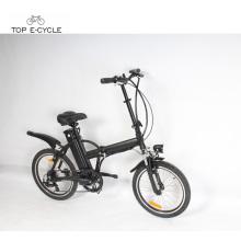 F2 vintage fabrication chinoise pliable moto électrique / vélo électrique scooter