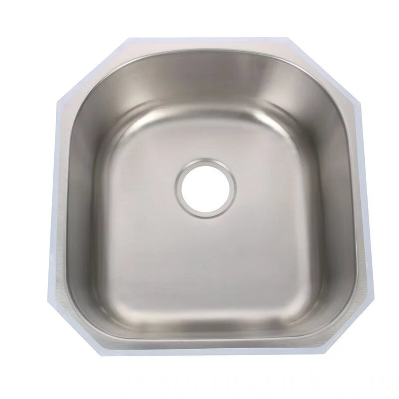 Stainless Steel Single Bowl