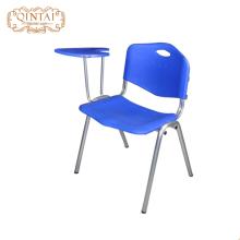 Venta al por mayor de muebles de entrenamiento de alta calidad silla de plástico reunión