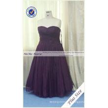 Organza Super Plus Size Robes de soirée avec sweetheart Robes mères en ligne pour la fête BYE-14061