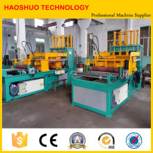Aileron ondulé formant la machine, équipement pour le transformateur