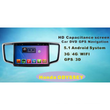 Android System Car DVD GPS Navigation for Honda Odyssey 10.1inch with Bluetooth/TV/WiFi/USB/MP4