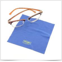 Custom Logo Promotional Microfiber Eyeglasses Wiping Cloth