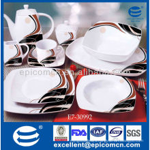 for Middle East market high grade microwave crockery of kitchenware