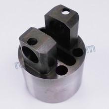 Peça de maquinaria de aço feita sob encomenda com moagem de usinagem CNC