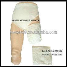Modèle de bandage à bas niveau avancé ISO, modèle de bandage de coiffure