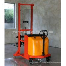 Apilador semi-eléctrico del contrabalanceo de la calidad de la venta caliente 2015 de la alta calidad con servicios post-venta