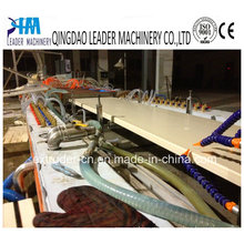 Пластичная производственная линия доски ПВХ подоконник производственная линия доски