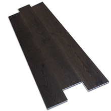 Oak Wood Veneer Waterproof Material SPC Flooring