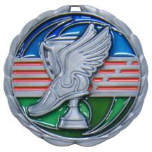 Medalla de esmalte epoxi