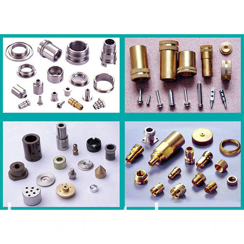 parts of a cnc machine