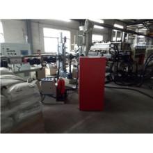 Máquina para fabricação de folha de polipropileno coroplast