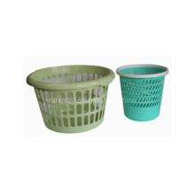 Molde de injeção de plástico para lata de lixo