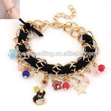 Fashion Macrame Woman Bracelets Jewelry Wholesale