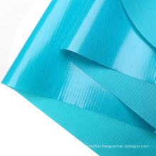 Hot Selling Different Style Ripstop Blue 70D 190T Nylon Mesh Coated High Mechanical Strength TPU Fabric