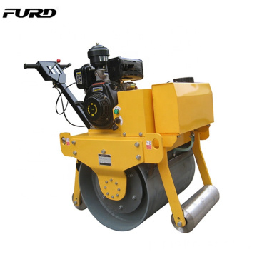 Multifunction 550kg Small Vibratory Walk Behind Trench Compactor