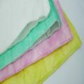 Multilayer non-woven bag filter material