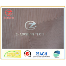 380t N / P Tissu en Nylon Taffetas avec Mimi Ribstop Style et Revêtement PU (ZCGF073)