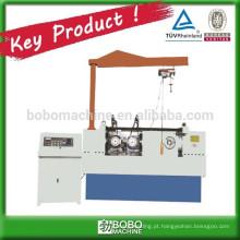 Máquina de laminagem de rosca automática para parafuso de tubo de aço