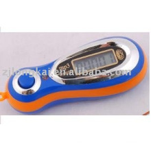 promotional gift MP3 5 digits hand tally counter