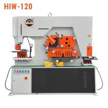 Multi-Function Sheet Cutting And Bending Machine Ironworker