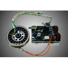 Inverter Brushless Alternator