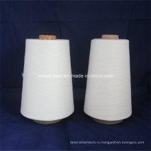 Индивидуальная пряжа 100% полиэстерная пряжа для вязания и ткачества