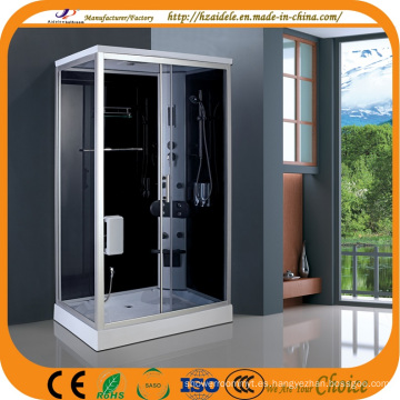 Alta bandeja 90 * 90 cm cuarto de baño de ducha (ADL-8908)