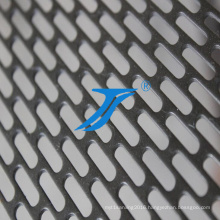 Different Shaped Hole Perforated Metal with ISO