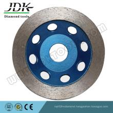 Diamond Grinding Cup Wheel Continuous Rim
