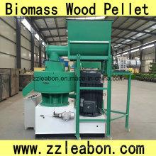 Máquina de extrusión de pellets de polvo de aves de corral de aserrín de madera