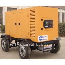 Generador de remolque de 8KW a 1500KW
