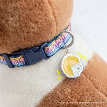 Collier de chien ajustable pour animaux de compagnie