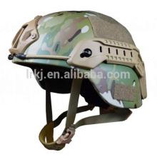 MICH kevlar militar táctico nivel 3 casco a prueba de balas