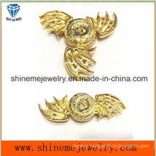 Shineme High Quality Metal Fly Dragon Hand Spinners (SMFH090)