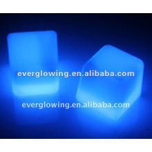 led flashing ice block