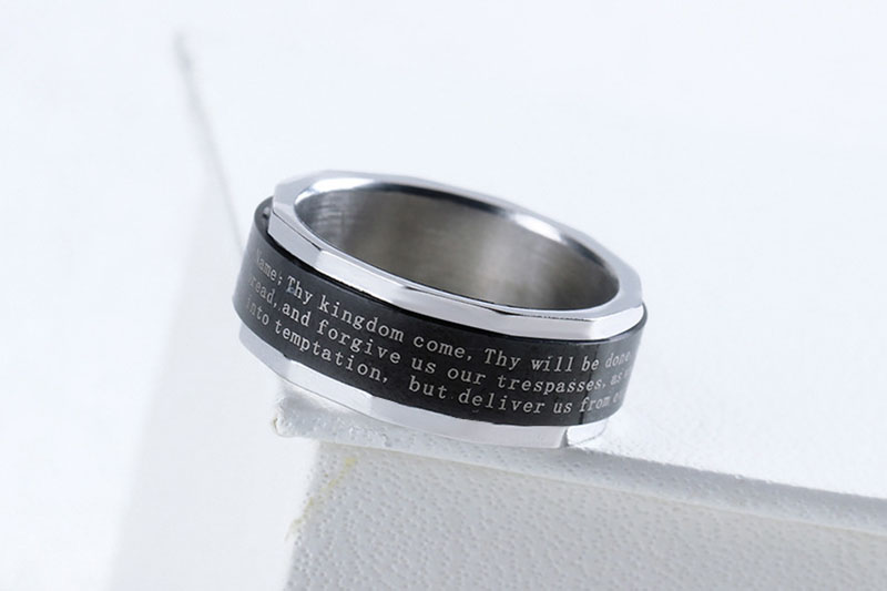 religious rings for mens