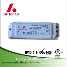 CE и UL RoHS утвержденных светодиодный драйвер 350ма 17.5 Вт на светодиодные светильники